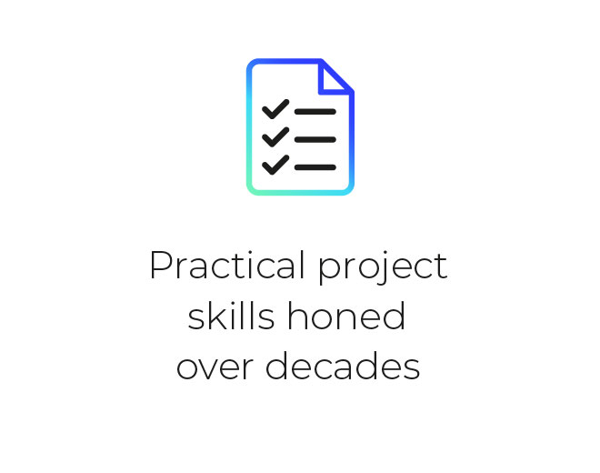 project skills icon